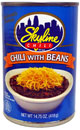Skyline Chili with Beans - (12 - 14.75oz Cans)
