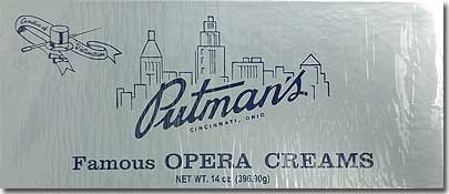 Putmans Opera Cream 14oz Box