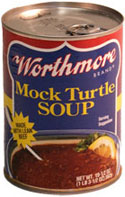 Worthmore Mock Turtle Soup 10oz - 12 Cans