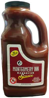 Montgomery Inn Barbecue Sauce 82oz