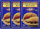 Cincinnati Recipe Chili Mix 2.25oz 3 Pack