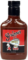 Grippos Bar B Q Sauce 18.1oz 6 Bottles