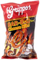Grippos BBQ Cheese Nibs