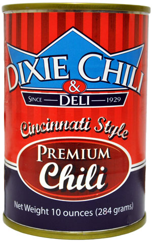 Dixie Chili 10oz Can