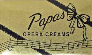 Papas Opera Cream 16oz Box